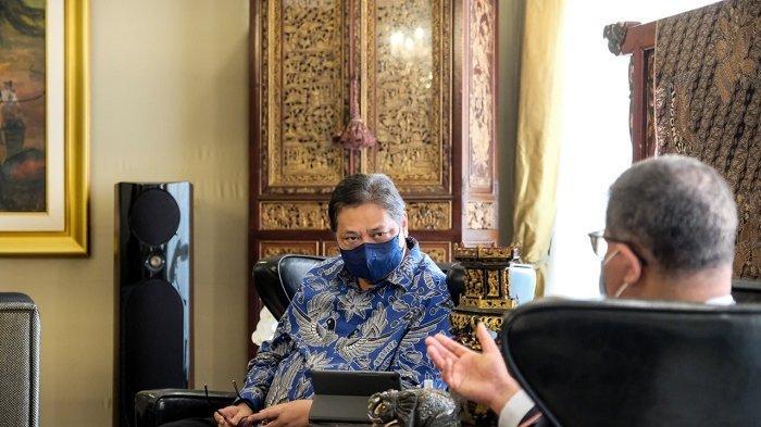 Airlangga Hartarto Minta Kader Golkar Aktualisasikan Nilai-nilai Pancasila