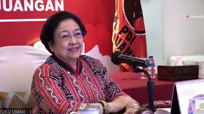 Megawati Cerita Soal Kegemaran Bung Karno dalam Membaca Buku