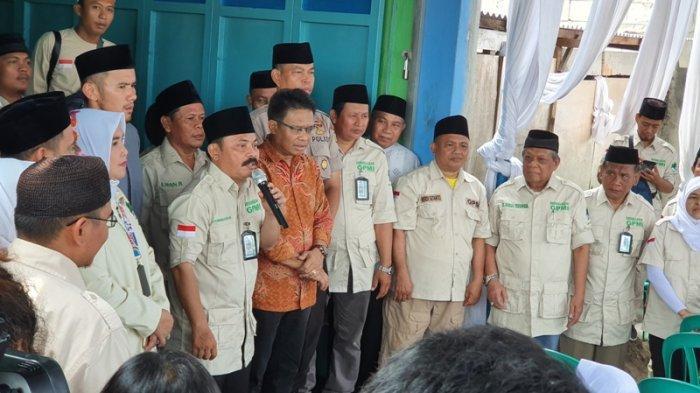 Anies Baswedan di Pernikahan Haji Lulung, GMNI Batal Deklarasi Dukung Capres 2024