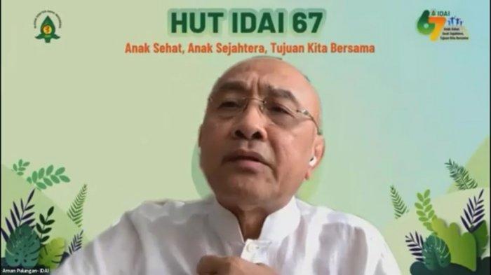 661 Anak Positif Covid-19 di Jakarta, IDAI: Semua Kegiatan Anak Harus di Rumah