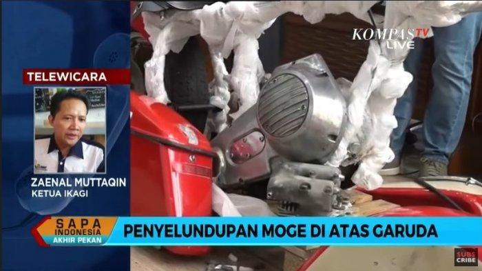 Ketua Umum IKAGI, Zaenal Muttaqin mengungkapkan Dirut yang baru harus berani berantas mafia dalam tubuh Garuda Indonesia.
