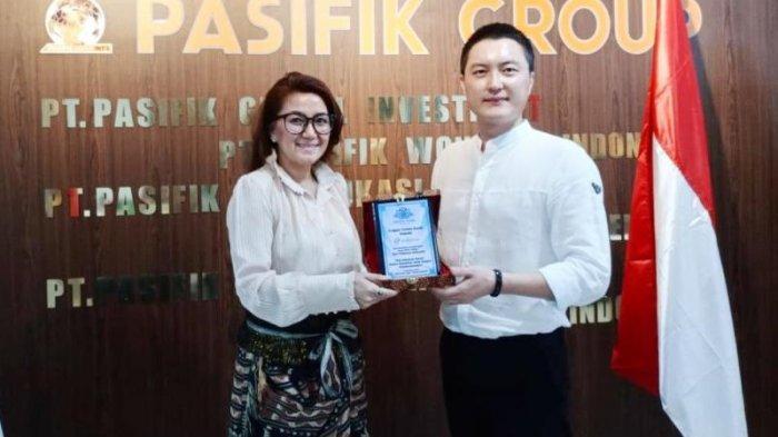 Kridha Dhari Gaet Sponsor Beri Donasi untuk Giat Kamis Nusantara