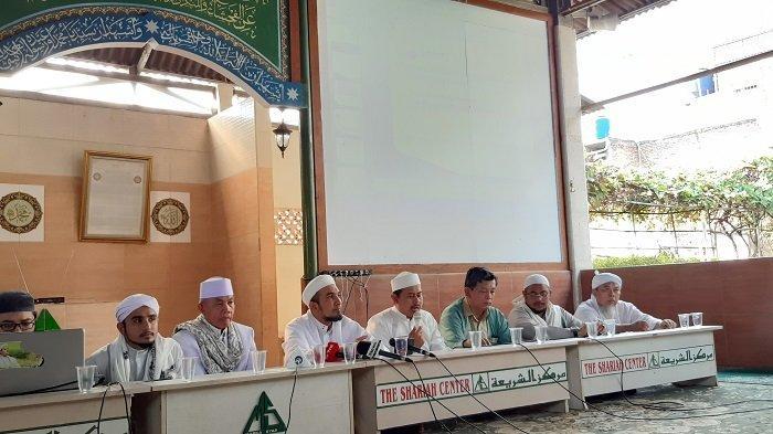 Respons Pernyataan Mahfud MD, PA 212: Surat Pencekalan Terhadap Habib Rizieq Shihab Sudah Lama Ada
