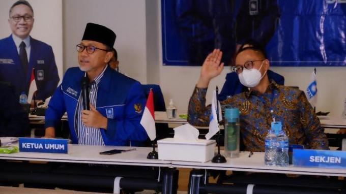 Zulkifli Hasan: Bagi PAN, Pancasila dan NKRI adalah Harga Mati