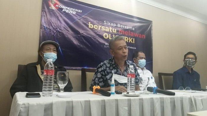 Ketua Umum PRIMA Dorong Publik Serukan Perlawanan Terhadap Oligarki