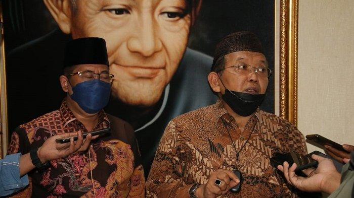 Temui KH Said Aqil Siradj Jelang Munas-Konbes PBNU, IKA PMII Ungkap Harapan