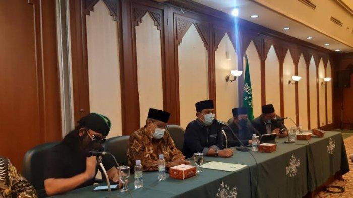 PBNU: Perpres Investasi Miras Muncul Karena UU Cipta Kerja Dibahas Tanpa Libatkan NU & Muhammadiyah