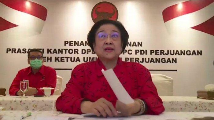 Megawati Raih Tanda Jasa Medali Kepeloporan, PDIP: Penghargaan yang Membanggakan