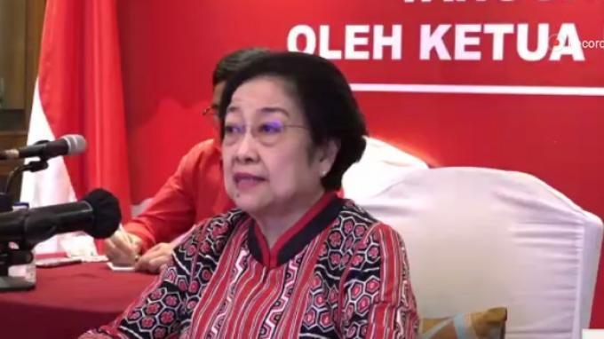 Minta Anak Muda Indonesia Diberi Kesempatan, Megawati: Saya Heran Apa-apa Konsultannya Orang Asing