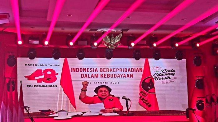 Ahmad Basarah: HUT ke-48, PDI Perjuangan Semakin Kokoh Mengawal Negara Pancasila
