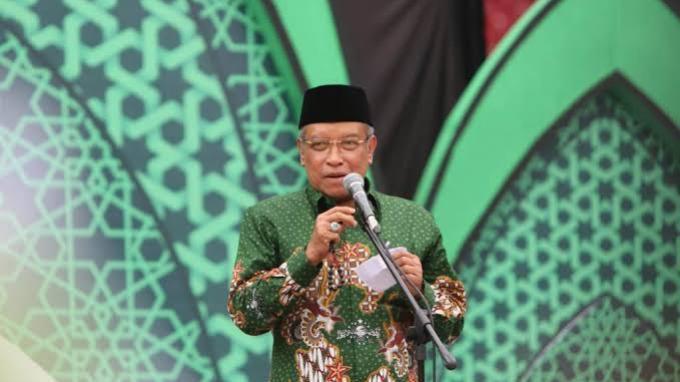 Usai Bermusyawarah, Said Aqil Pastikan Muktamar NU Digelar Akhir Desember 2021