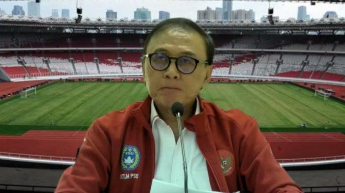 Sebut BNPB Sudah Beri Rekomendasi Liga 1, Ketum PSSI: Kerugian Capai Rp 3,5 T Jika Liga Tak Jalan