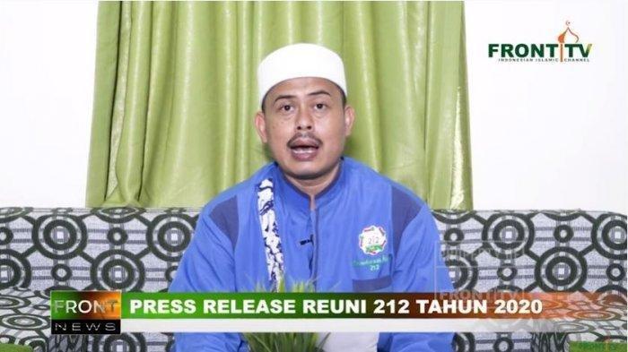 PA 212 akan Tunda Reuni, Slamet Ma'arif Ganti Acara Jadi Dialog Nasional yang Dihadiri Rizieq Shihab