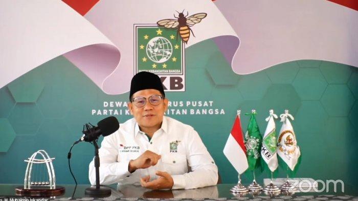 Cak Imin Targetkan PKB Minimal Juara Dua di Pemilu 2024