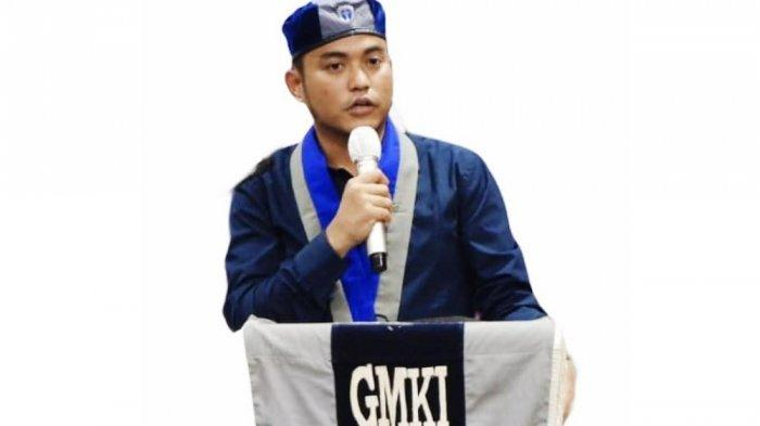 Ketua Umum PP GMKI, Jefri Gultom
