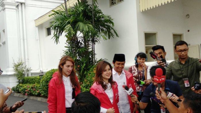 Politikus PKS: Langgar Etika dan Norma, Jokowi Bertemu PSI Saat Jam Kerja di Istana Kepresidenan