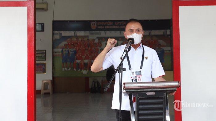 Raffi Ahmad Terjun ke Arena Sepakbola, Ketum PSSI Ingatkan Masalah Ini
