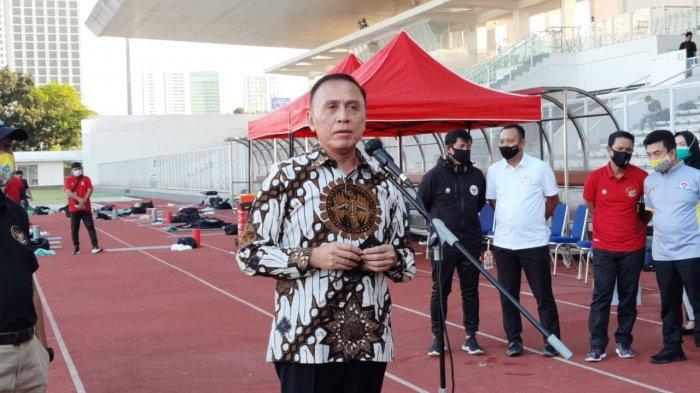Ketum PSSI Pastikan TC Timnas Indonesia U-19 Tidak Terganggu Meski Kroasia Lakukan Lockdown