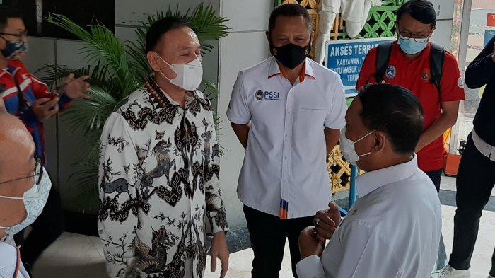 Mochamad Iriawan Menjelaskan Alasan Liga 1 Dipusatkan di Jawa