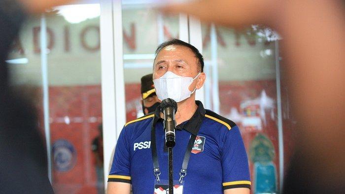 Piala Menpora 2021 Berjalan Lancar Ketua Umum PSSI Optimis Liga 1 2021 Dapat Izin Kepolisian