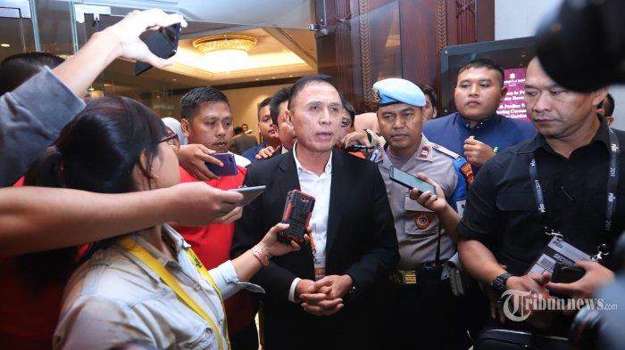 Ketum PSSI Mochamad Iriawan: Saya Komit Berantas Mafia Bola