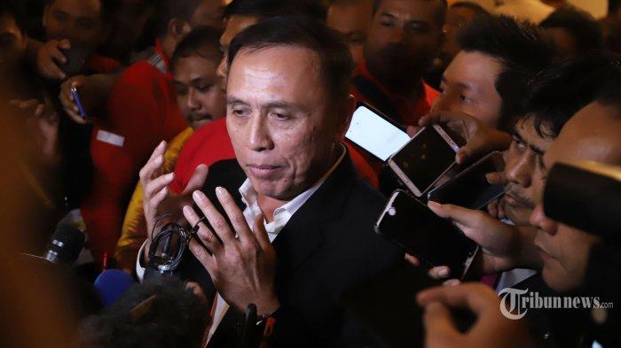 Iwan Bule Sebut Jabatannya di Lemhanas Tak Ganggu Tugas Barunya sebagai Ketum PSSI