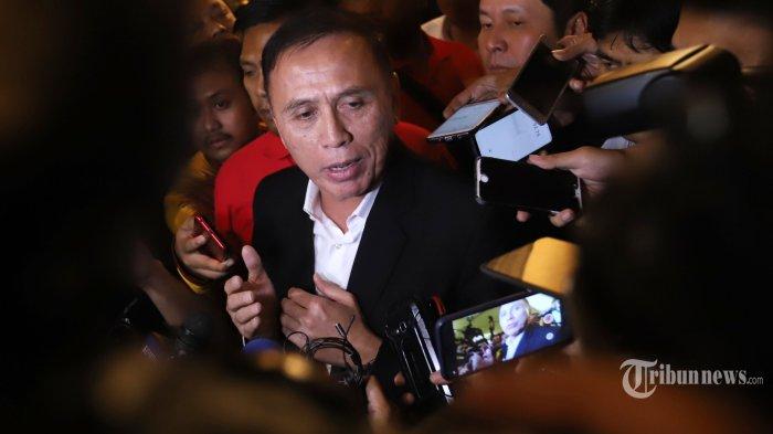 Jawaban Ketua Umum PSSI Mochamad Iriawan Saat Ditanya Soal Rangkap Jabatan
