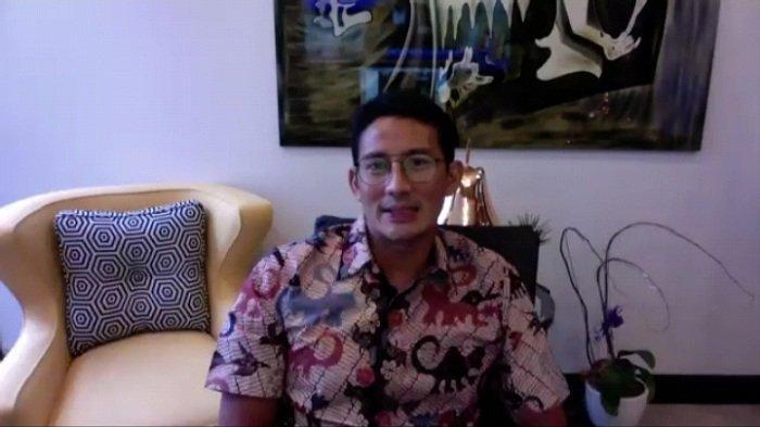 Dulu Rival Jokowi di Pilpres 2019, Sandiaga Uno Kini Jadi Juru Kampanye Gibran dan Bobby Nasution