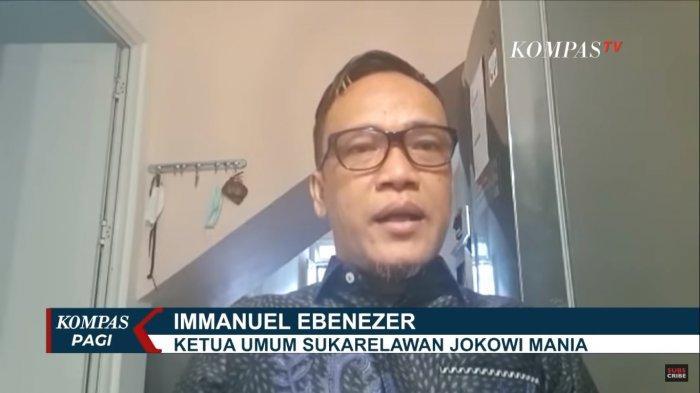 Relawan Dukung Jokowi Tolak Wacana Perpanjangan Masa Jabatan
