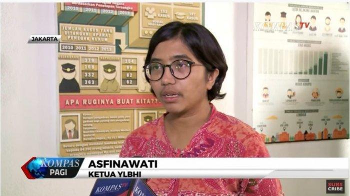 Yayasan Lembaga Bantuan Hukum Indonesia (YLBHI) menganggap penunjukkan  Dewan Pengawas KPK secara langsung oleh presiden dapat menimbulkan adanya intervensi.