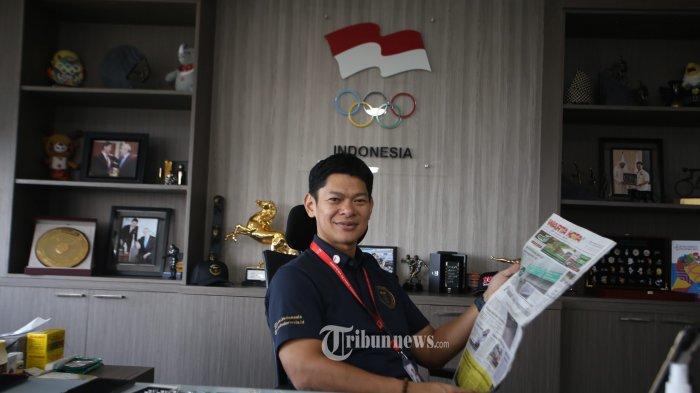 Atlet Olimpiade Indonesia dapat Penerbangan Kelas Bisnis, NOC Buka Peluang Kerjasama Dengan Maskapai