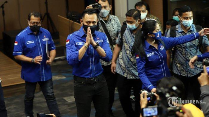 34 Pimpinan DPD Demokrat Siap Dampingi AHY Datangi Kemenkumham Hari Ini