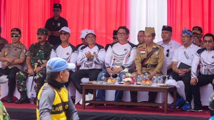 Ketum Golkar Yakin Pasangan Jokowi-Ma'ruf Amin Menang Besar di Jawa Barat