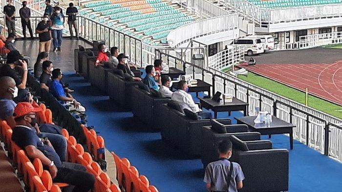Arema FC vs Bhayangkara FC: Disaksikan Ketum PSSI dan Menpora