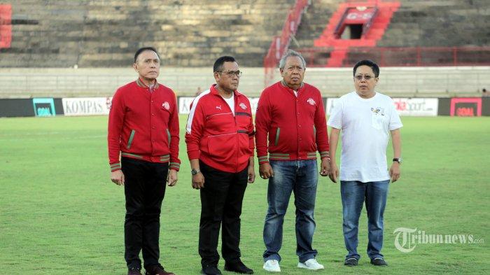 Hasil Inspeksi Ketua PSSI di Stadion Mandala Krida Yogyakarta Sebagai Persiapan Piala Dunia U20 2021