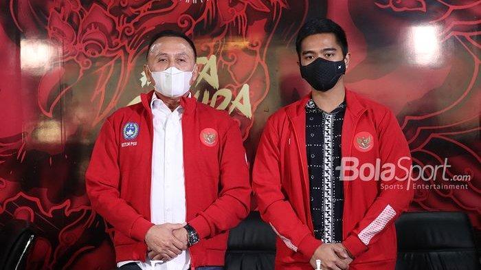 Jokowi Cuma Bilang Satu Kata Saat Tahu Kaesang Terjun ke Dunia Sepakbola