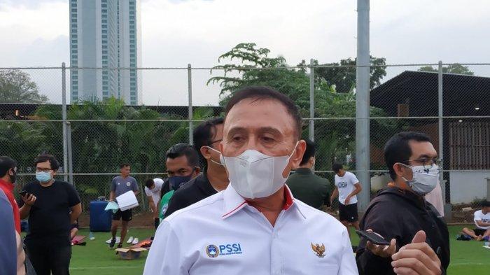 Ketum PSSI Beberkan Alasannya Piala Menpora 2021 Dibuka di Solo