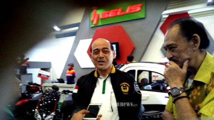 Ketua Umum Sinergi Nawacita Indonesia (SNCI), Dr RM. Suryo Atmanto, MBA, MRE.