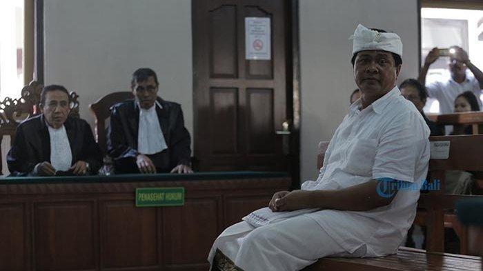 Dua Mantan Pejabat di Bali Penghuni Lapas Kerobokan Tak Dapat Remisi, Mengapa?