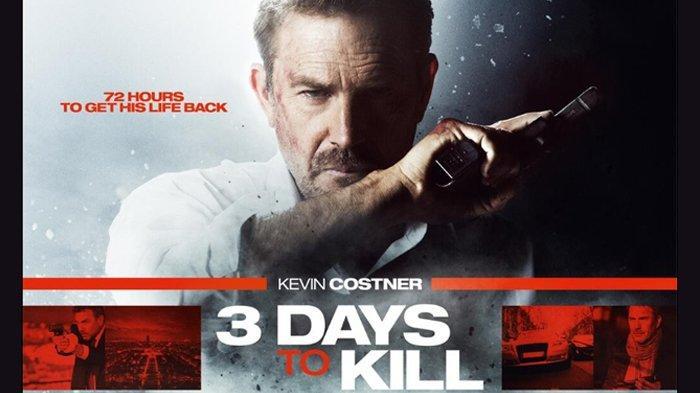 Sinopsis Film 3 Days To Kill, Usaha Keras Agen CIA Penderita Kanker Dalam Menangkap Teroris