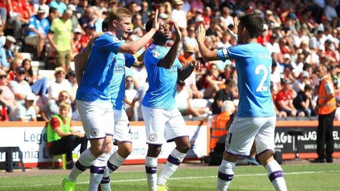 Hasil Liga Inggris: Kevin De Bruyne Tampil Menawan, Manchester City Bungkam West Ham United 2-0