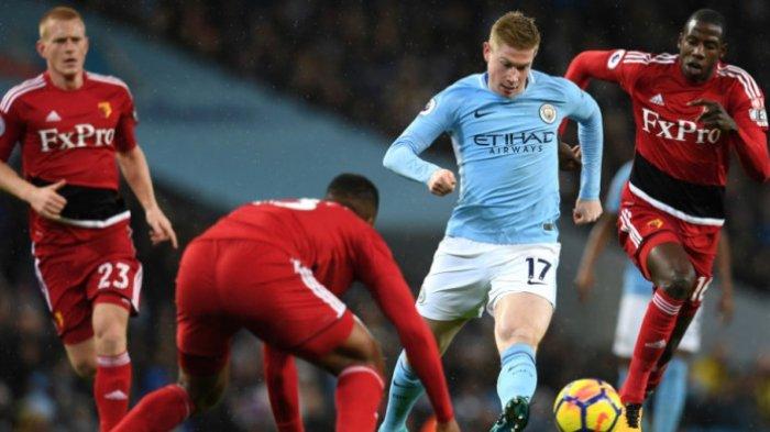 Prediksi Susunan Pemain Manchester City vs Arsenal, The Citizen Berharap Sihir Kevin De Bruyne