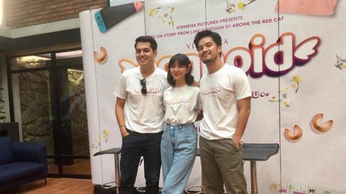 Film Eggnoid Tayang Perdana Hari Ini, Tiketnya Dibanderol Murah