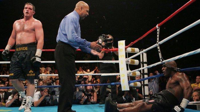 Kevin McBride Ungkap Rasanya Bisa Kalahkan Mike Tyson