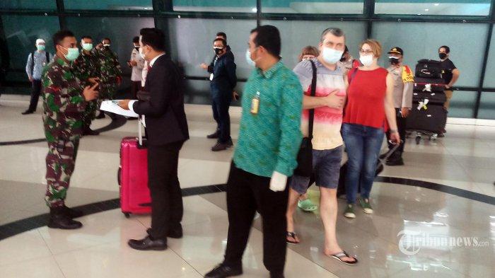 Viral Kabar Ratusan Warga Negara China Tiba di Bandara Soetta saat Pandemi, Ini Kata Imigrasi