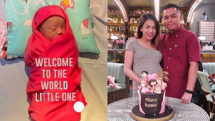 SELAMAT! Kezia Karamoy Lahirkan Anak Ketiga Berjenis Kelamin Perempuan