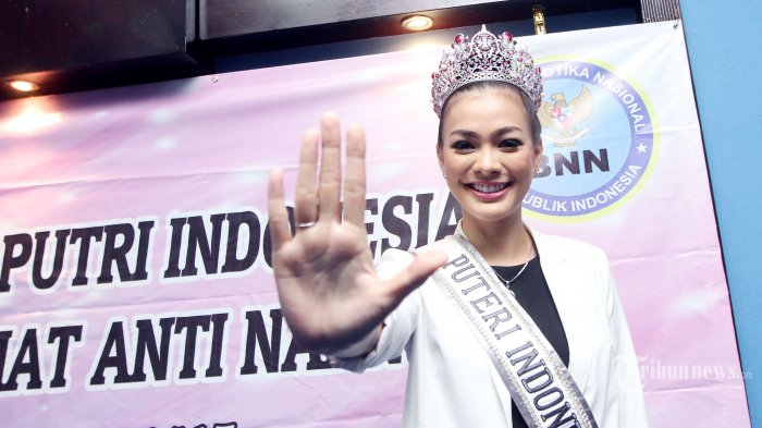 Kekecewaan Kezia Warouw Ada Finalis Puteri Indonesia Terlibat Prostitusi Online