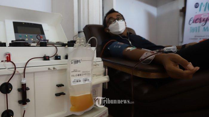 Kisah Pendonor Plasma: Bapak Saya Sembuh dari Covid-19 Berkat Transfusi Plasma Konvalesen
