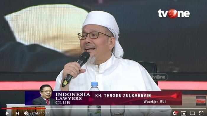Tak Lagi Jadi Pengurus MUI, Ustaz Tengku Zul: Tetap Kritis Terhadap Kebijaksanaan Pemerintah