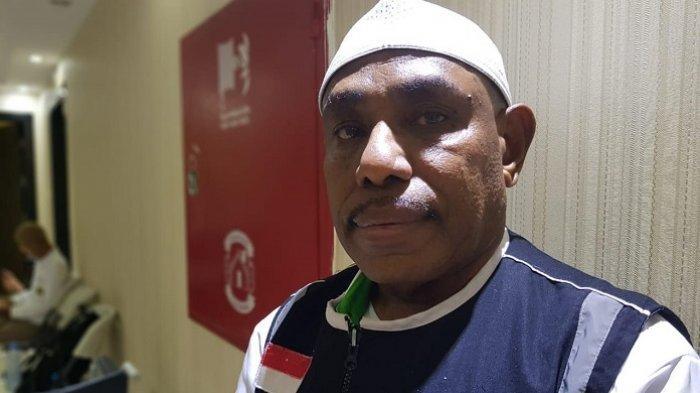 Dari Tanah Suci, Ketua MUI Papua Sampaikan Pesan Perdamaian
